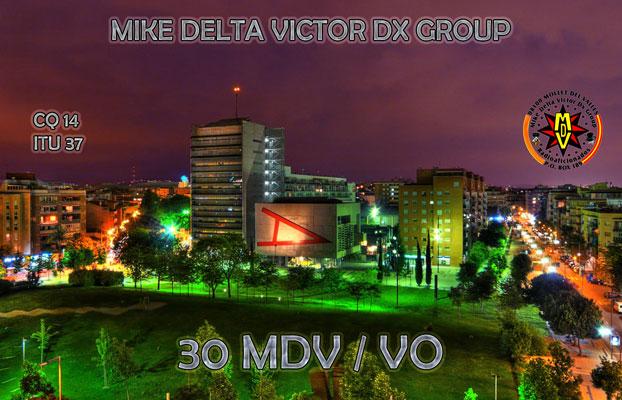 QSL 30MDV/VO