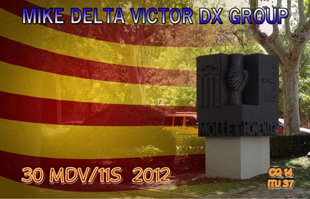 QSL 30MDV/11S 2012